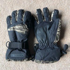 Scott Junior 720 Ski Gloves